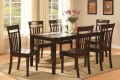 Comfortable Kitchen Table and Chairs Increase the Taste of Food