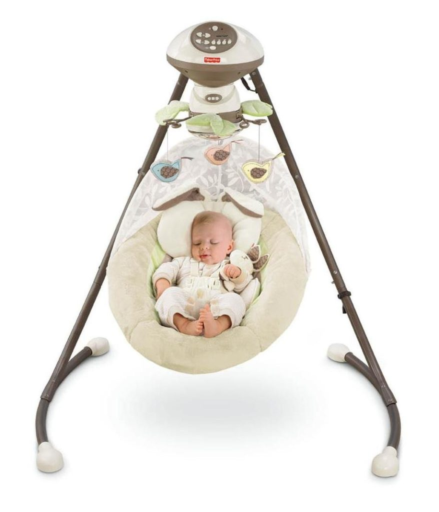 Baby swings gifts- soothe your babies