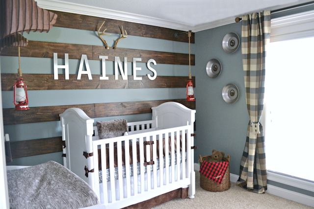 ... baby boy nursery ideas modern ... QJZJDUH