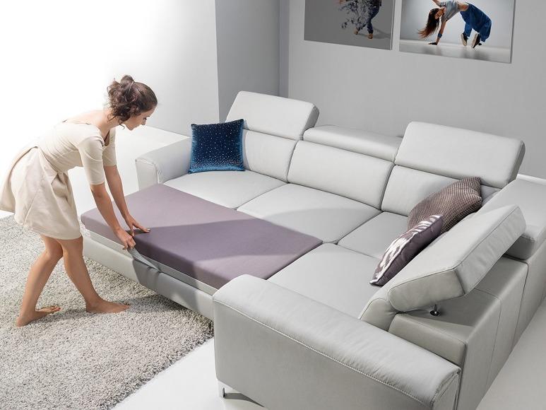... corner sofa bed u0027genovau0027 ... LGXFMJR