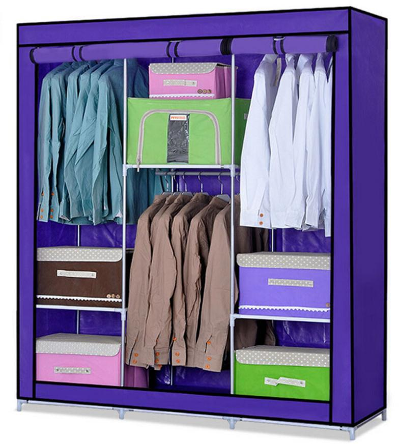 Portable Wardrobe Organizing Your Things Goodworksfurniture