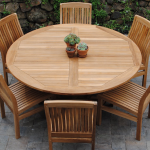 Get teak furniture for your home!