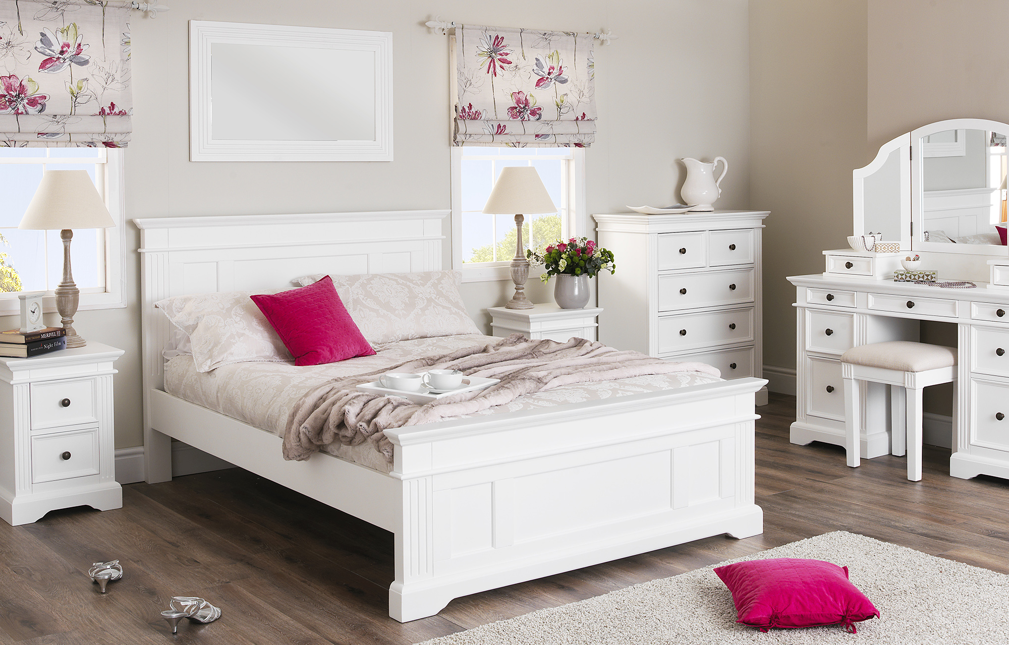 ... white bedroom furniture ... KAXEDLM