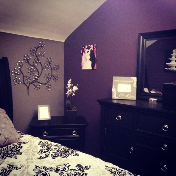 1000+ ideas about dark purple bedrooms on pinterest | purple bedroom walls, purple ELQVTPH