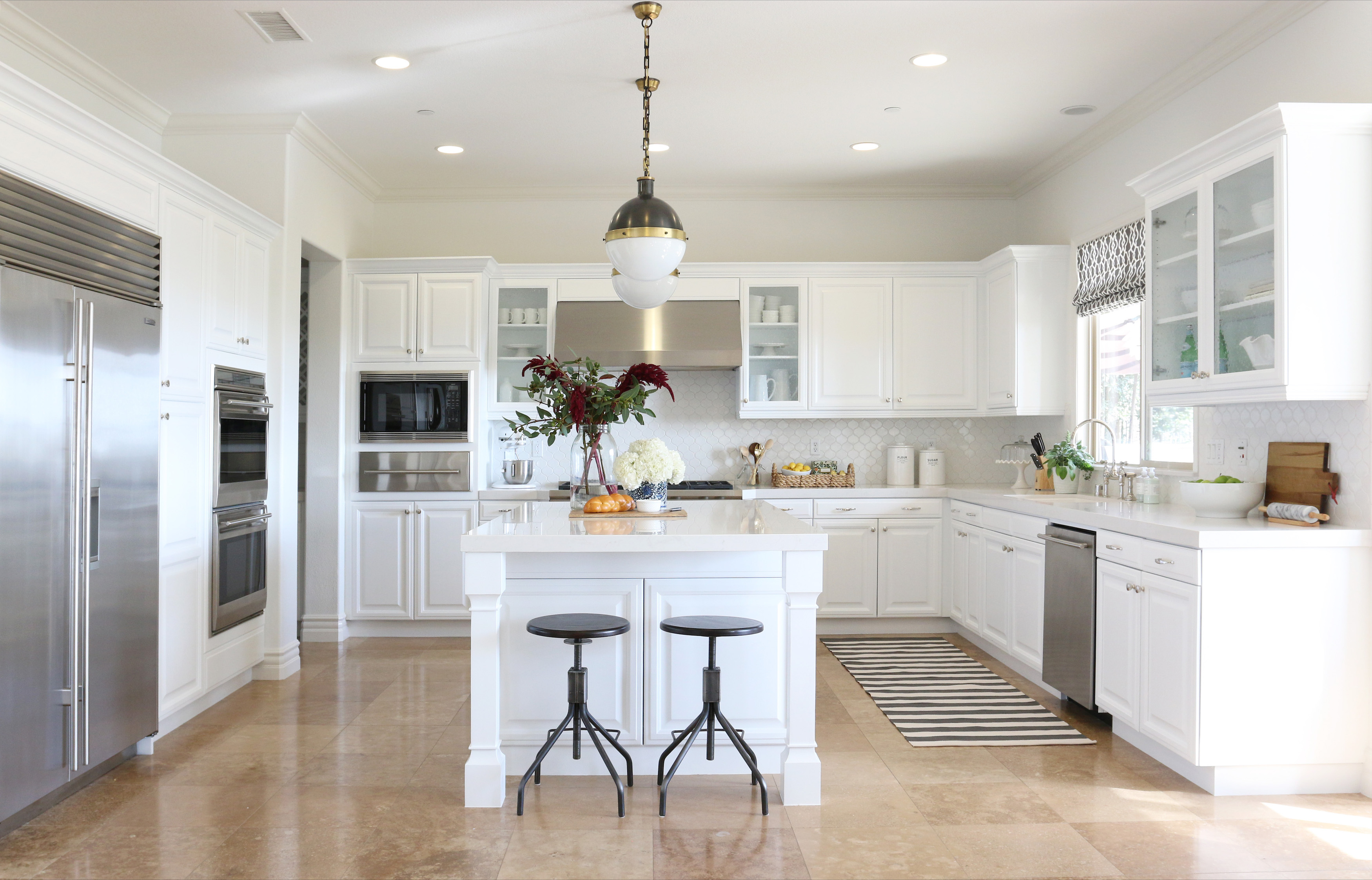 11 best white kitchen cabinets - design ideas for white cabinets AKGHQTX