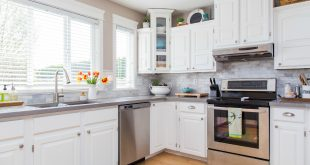 11 best white kitchen cabinets - design ideas for white cabinets GKZEBZJ