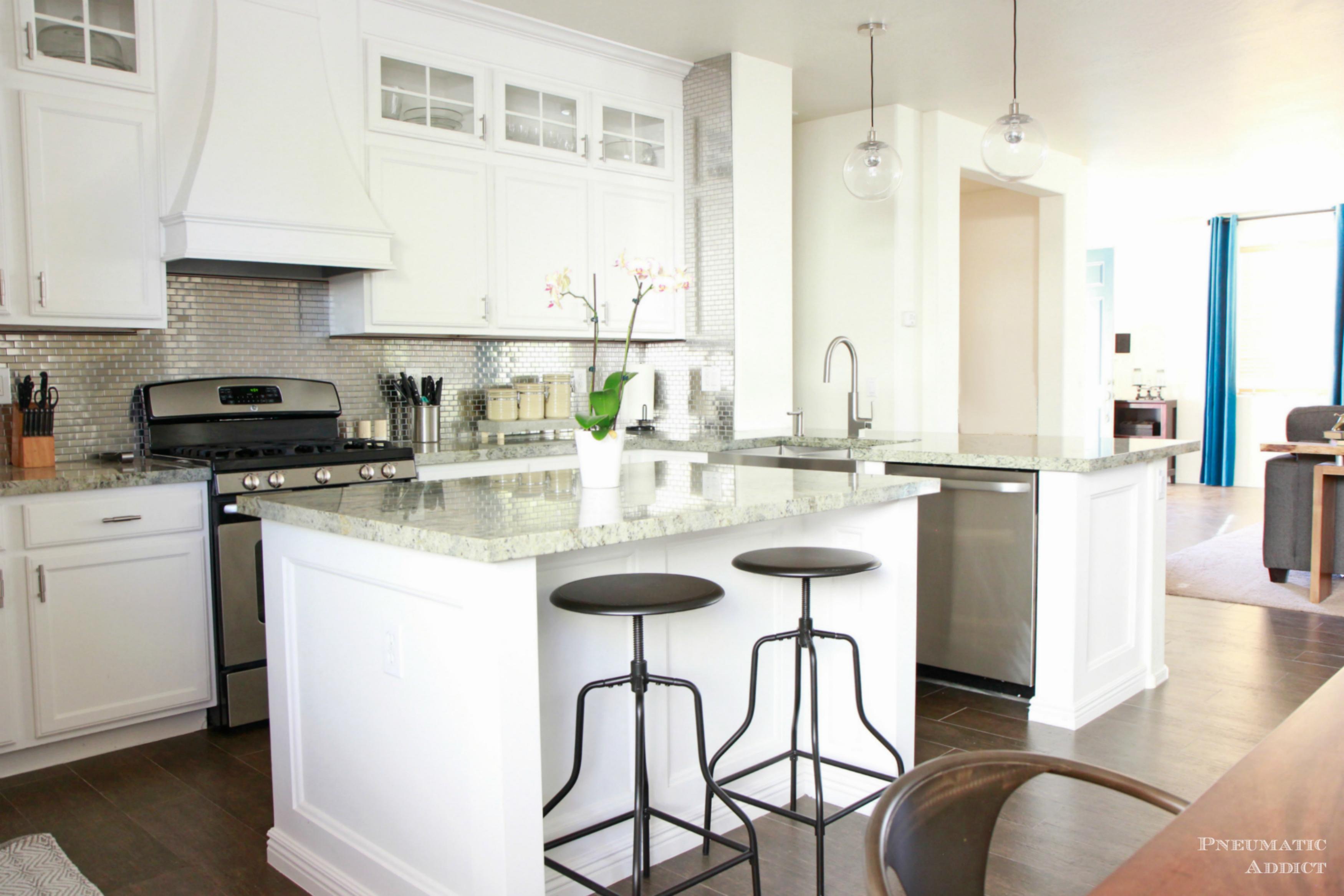 11 best white kitchen cabinets - design ideas for white cabinets MSCWKSG