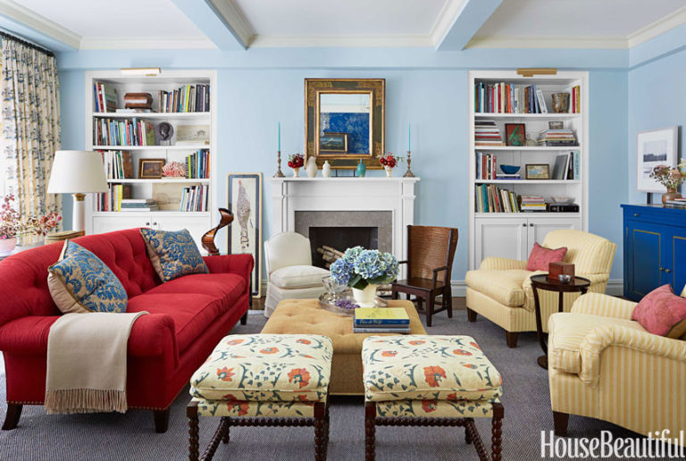 12 best living room color ideas - paint colors for living rooms CCLLAYY