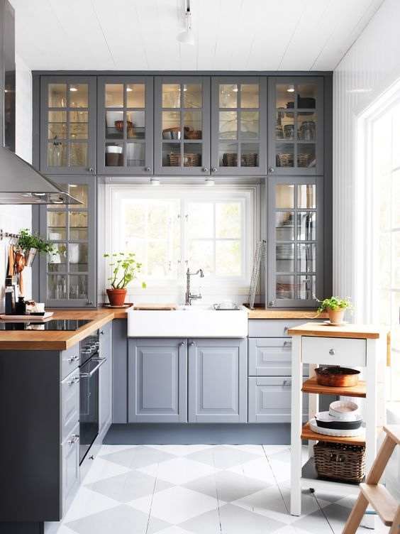 15+ awesome simple small kitchen ideas and design ZXEJYLN