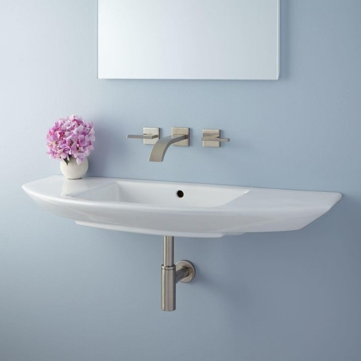 small bathroom sinks