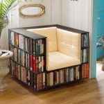 Organizing the way you read with stylish bookcases