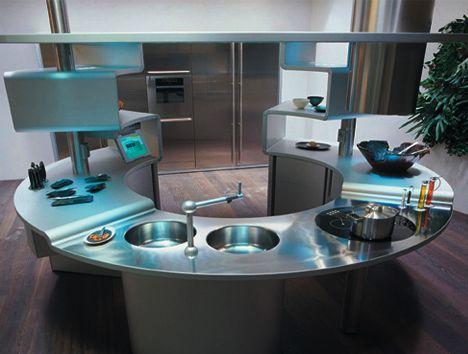 29 modern kitchen concepts BVZMNTW