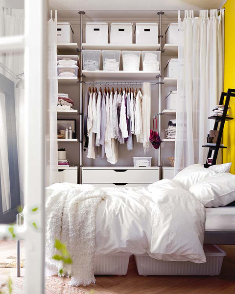 30 bedroom storage organization ideas WDHQJBB