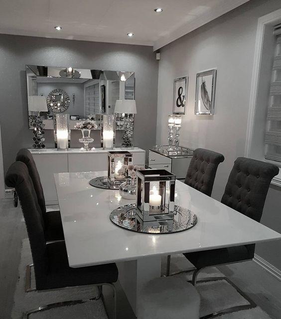 30 dining room decorating ideas UATQPCL