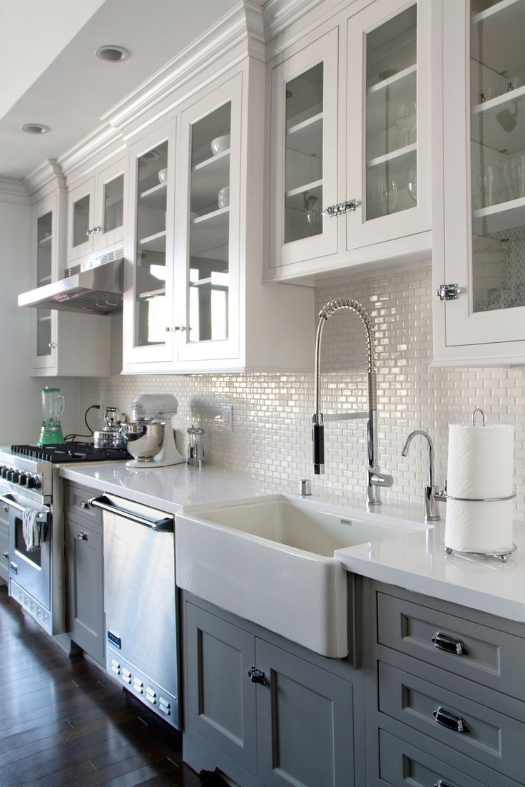 35 beautiful kitchen backsplash ideas UIJTWCF