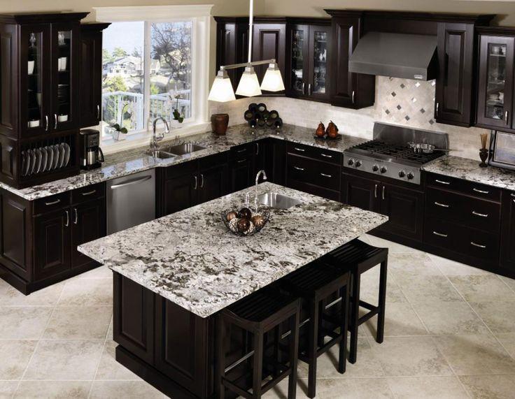48+ beautiful stylish black kitchen cabinets inspirations RRDLWWO