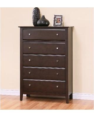 5 drawer dresser abbyson marsala espresso wood 5 drawer chest (5-drawer dresser), brown XUSAUFO