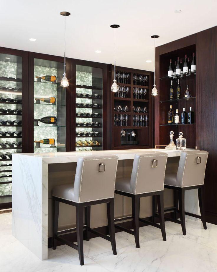50 stunning home bar designs TSQTUWN