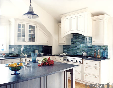 53 best kitchen backsplash ideas - tile designs for kitchen backsplashes OHXCMHX
