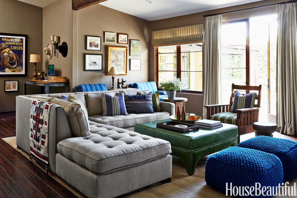 60+ family room design ideas - decorating tips for family rooms FYVKNSG