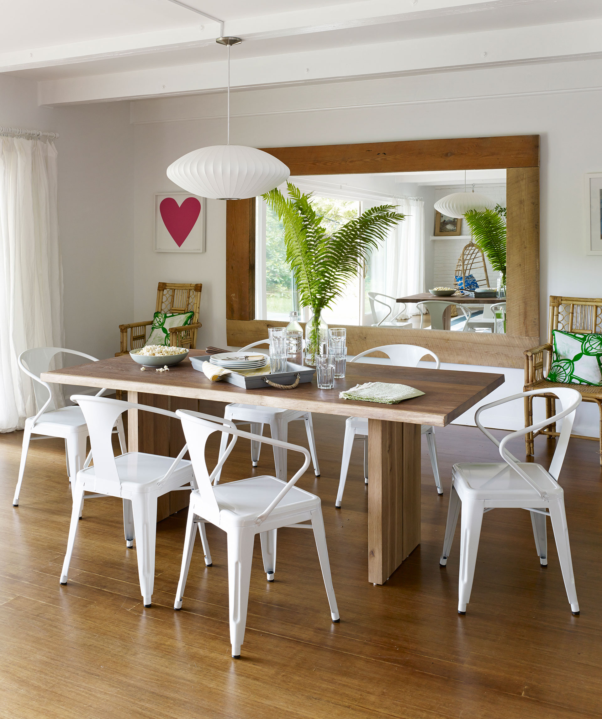85 best dining room decorating ideas - country dining room decor BWQWBEQ