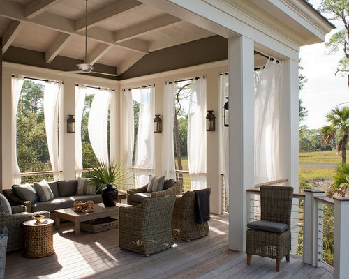 a brief guide to patio curtains selection - goodworksfurniture LDGEJDF