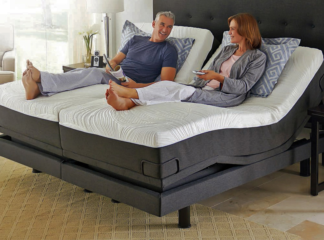 Invest in a fine quality adjustable mattress today!
