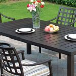 Why should one go for Aluminum Patio Furniture?