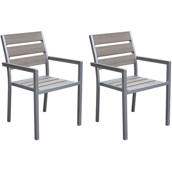 aluminum patio furniture patio dining chairs UEABCFM
