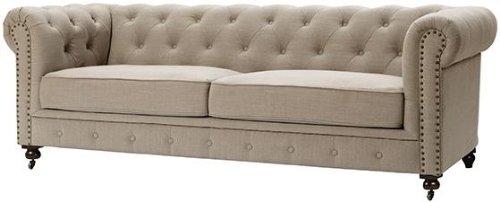 amazon.com: gordon tufted sofa, 32 ZMEFERB