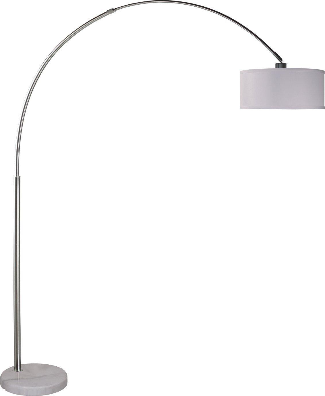 amazon.com: milton greens stars sophia adjustable arc floor lamp with  marble OGGBNJB