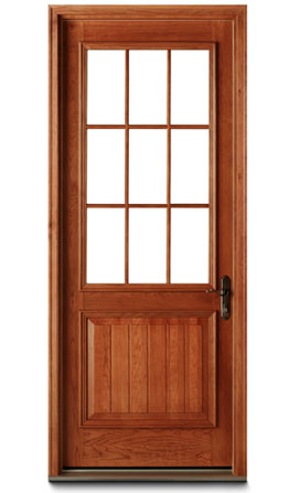 andersen entry doors - straightline IIPPFAO