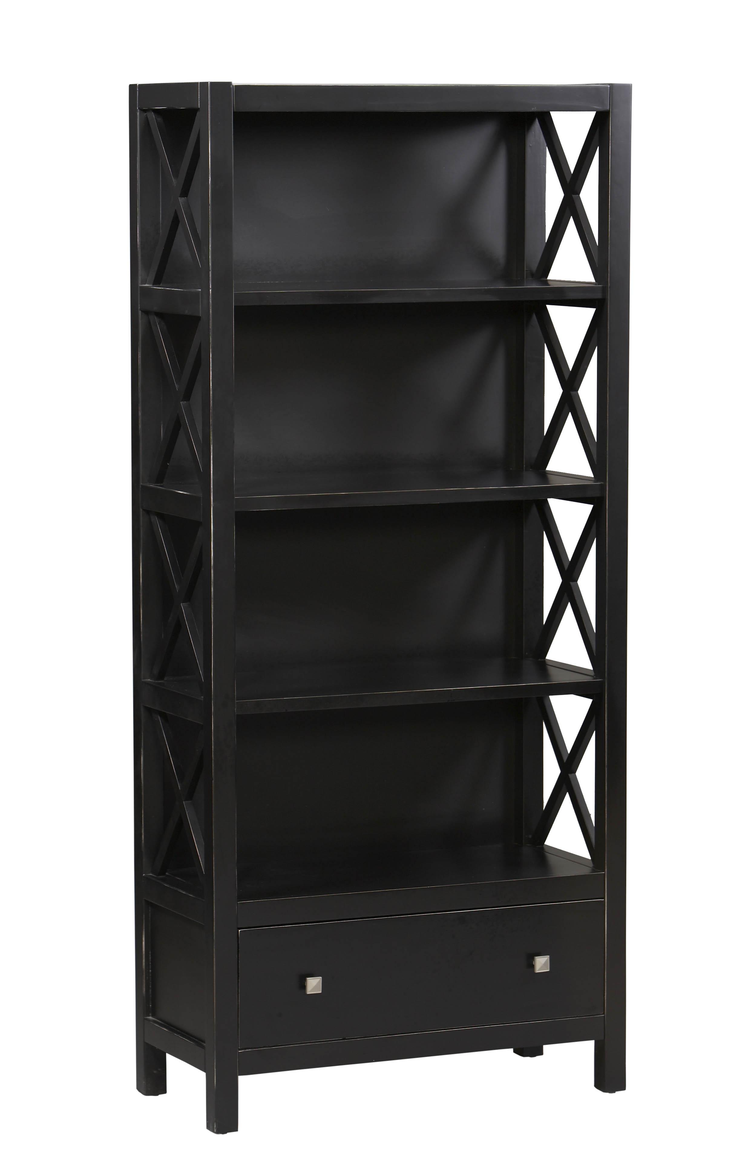 anna tall bookcase magnifier YGSBVYW