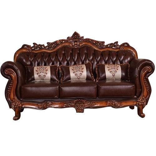 antique teak wood sofa set BTNIPZJ