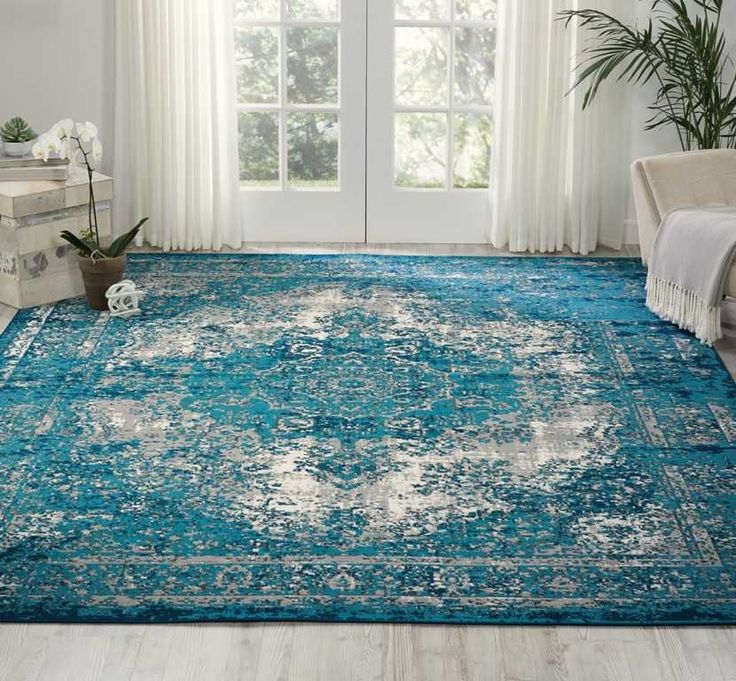 aria ar005 teal rugs | modern rugs MMVGBYG