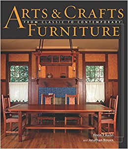 arts and crafts furniture arts u0026 crafts furniture: from classic to contemporary: kevin rodel,  jonathan PUNJGGE