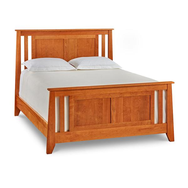 arts and crafts furniture bangor bed - chilton furniture NOEQRMC