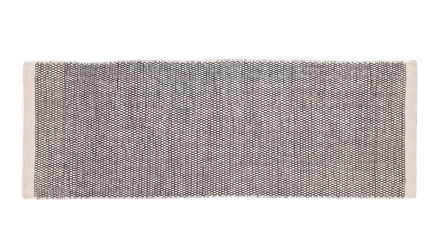 asko runner rug light grey u0026 natural LYOAFDY