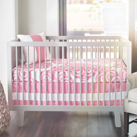 baby bedding for girls modern girls crib bedding DLZEDUS