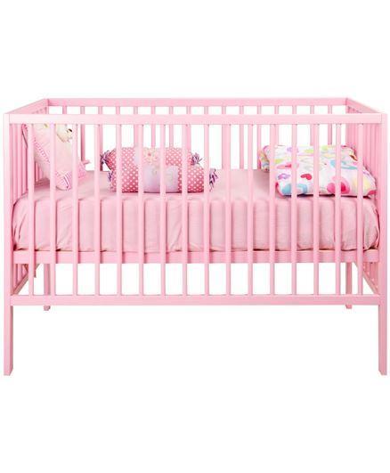 baby cot pink cot-1 KFOTPVU