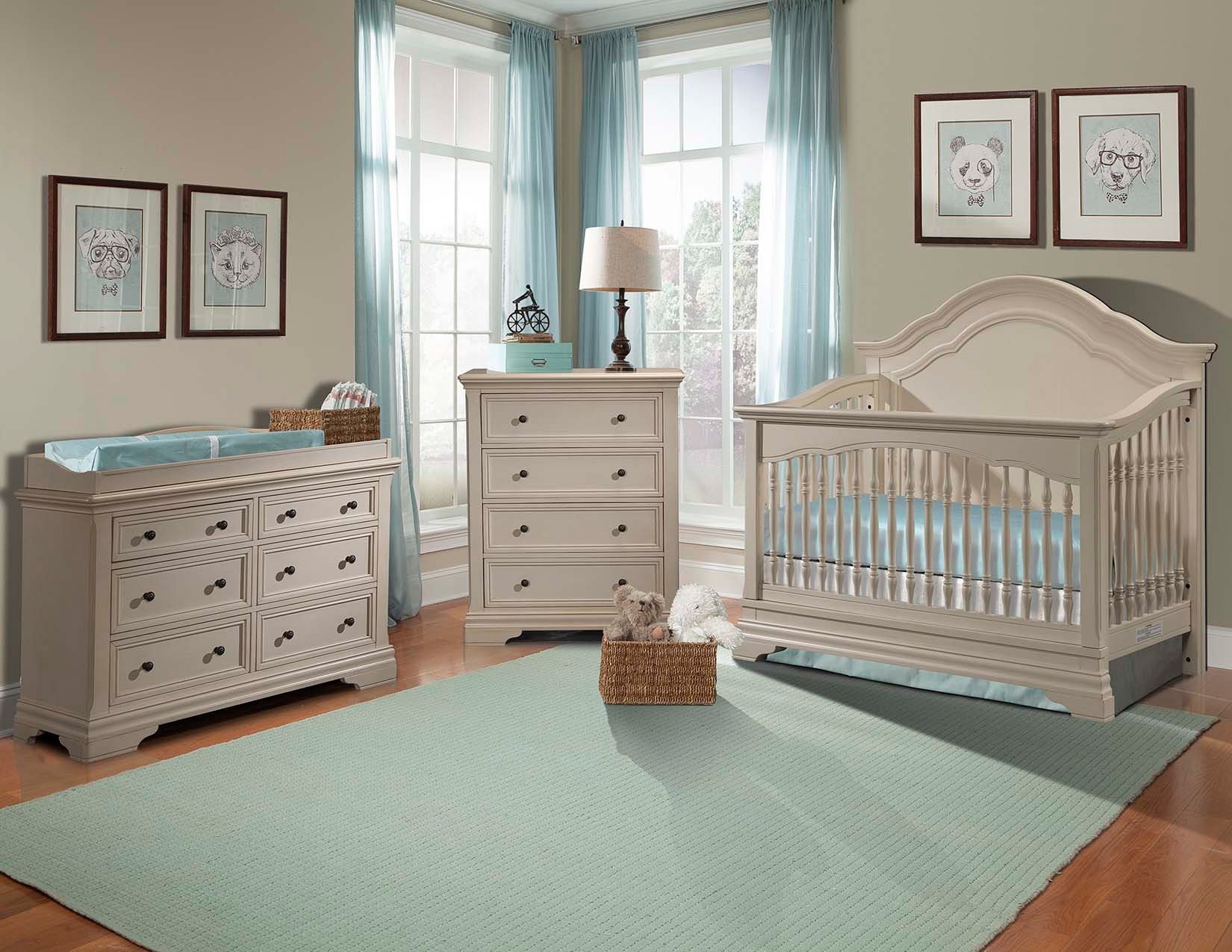 baby nursery furniture baby furniture sets stella baby and child athena 3 piece nursery set GWHWZCE