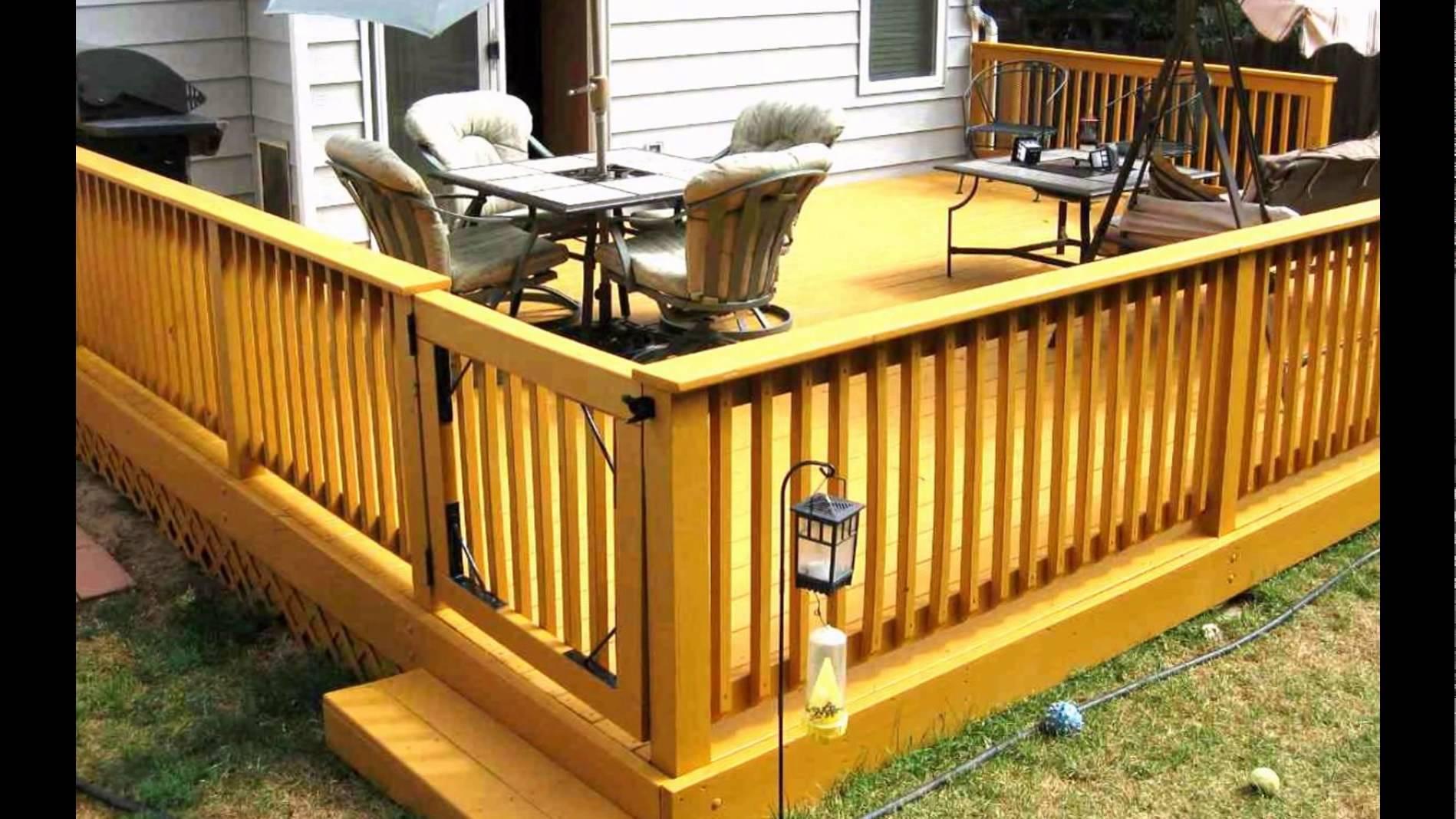 backyard deck designs | small deck designs backyard NCQLWLV