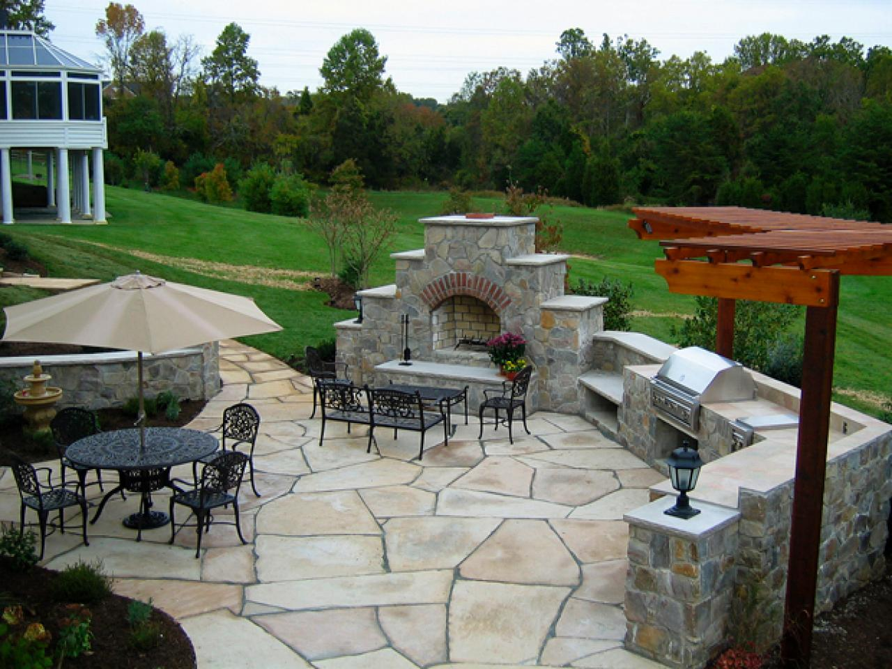 backyard patio ideas backyard patio designs they design with regard to backyard patio designs PARSUCY