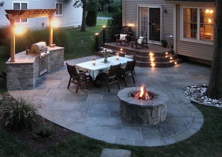 Creating wonderful backyard patio designs goodworksfurniture for Great outdoor patio ideas