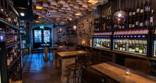 bar design vagabond wines (spitalfields, london, uk) / finch interiors. image courtesy  of SGXBZNS
