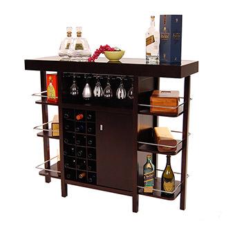 bar furniture philmore dark oak bar DNQBZSA