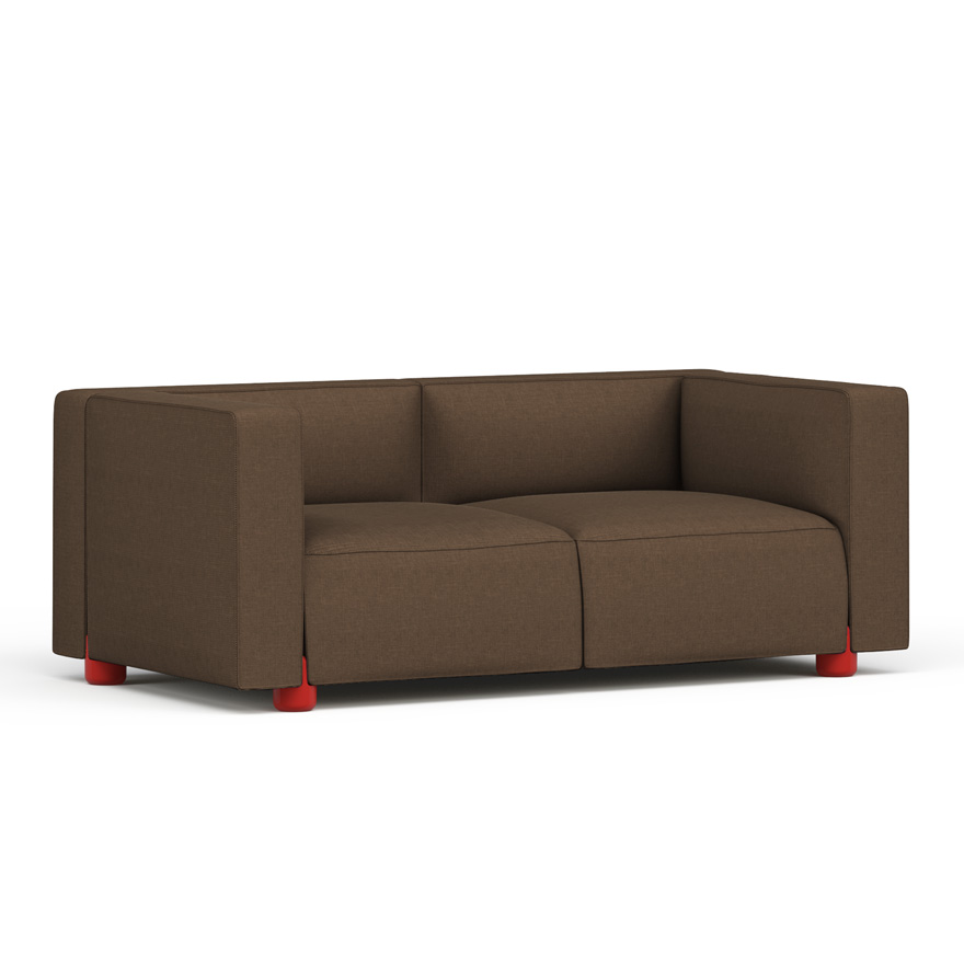 barber osgerby compact two seater sofa WYJHIAS
