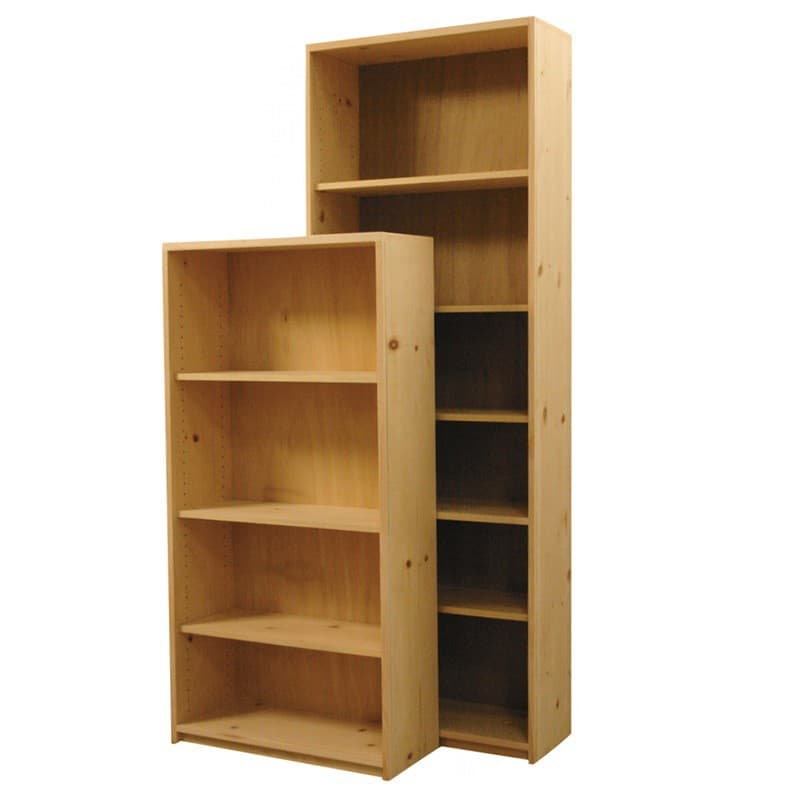 basic wood bookcases YXZIRZI