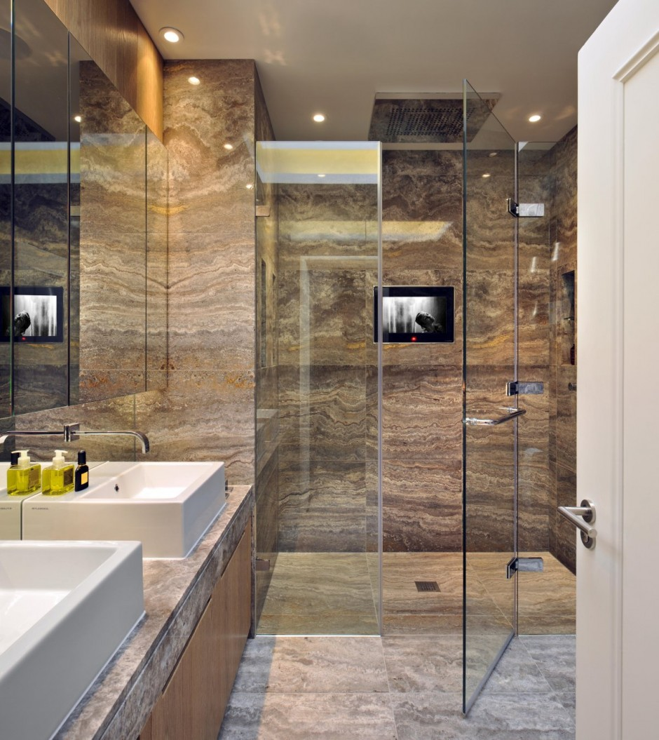 bathroom design 30-marble-bathroom-design-ideas PQLFZCV