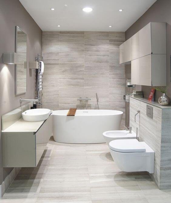 bathroom inspiration: the dou0027s and donu0027ts of modern bathroom design PORMPTK